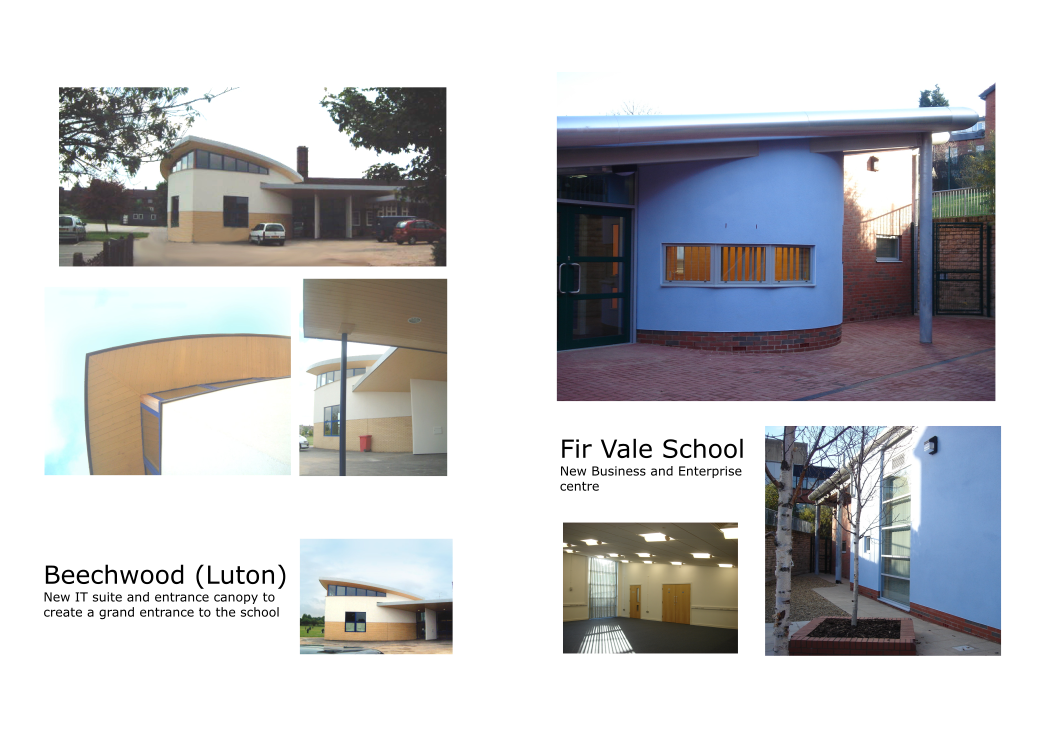Various projects. Sector: Education. Various clients.